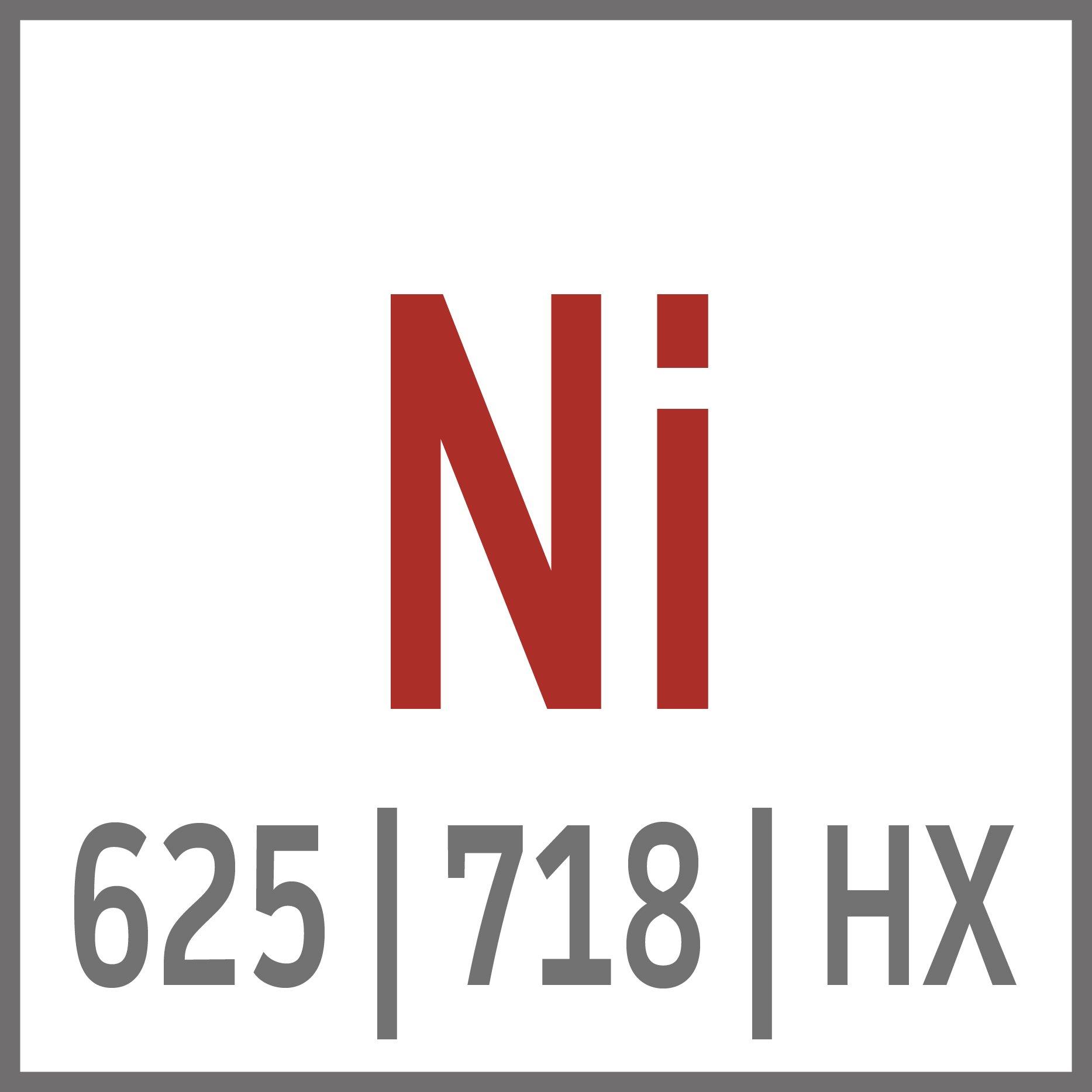 Ni-625, Ni-718, Ni-HX Brochure