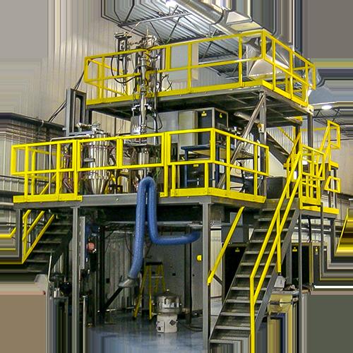 Nanopowder Synthesis System TekNano-80