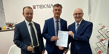 Aperam and Tekna are announcing the signing of an agreement for the creation of a joint venture.