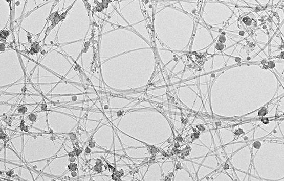 Tekna's New Boron Nitride Nanotubes